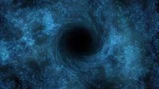 Падающие в черные дыры «темные» звезды могут быть источниками быстрых радиовсплесков