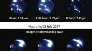 На Нептуне зафиксировали аномальный ураган размером с Землю