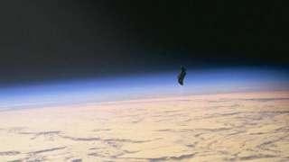 На земной орбите находятся инопланетные спутники пришельцев