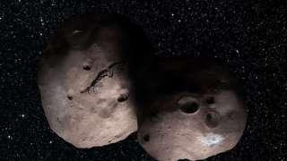 2014 MU69: сдвоенная планета или «слепленные» астероиды