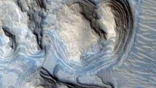 Ученые назвали настоящий цвет Марса