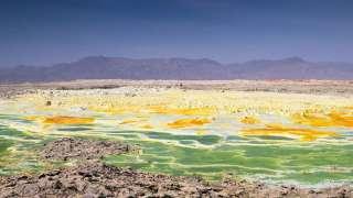 Ученые обнаружили формы жизни в кислоте