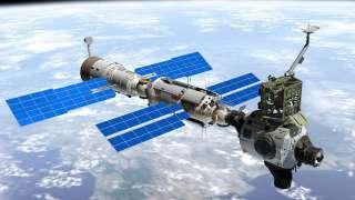 Китайская орбитальная станция упадёт на Землю в начале 2018 года