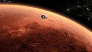 Ровер NASA обнаружил «земные» облака на Марсе
