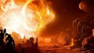 Учёные предсказали гибель человечества от огня и кислоты