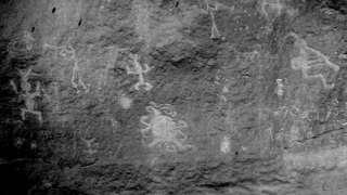 Загадочным петроглифам каньона Чако нашли объяснение