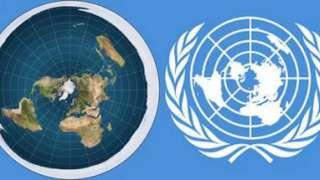 Всё больше людей в мире начинают верить в плоскую Землю