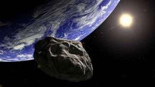 Новая технология защитит Землю от астероидов
