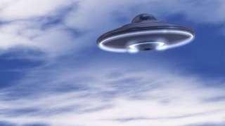 НЛО возле МКС, инопланетяне вновь за нами следят