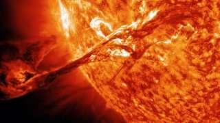 Ученые раскрыли секрет течения плазмы в активных областях Солнца