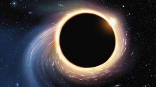 Чёрные дыры могут зеркально отражать информацию