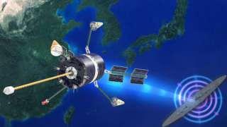 В Красноярском крае производятся спутники для обновления системы связи «Гонец Д1М»