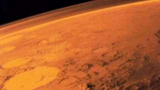 NASA постарается добыть кислород из атмосферы Марса