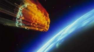 Российские учёные смогут предсказывать последствия падения метеоритов