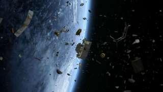 Космические державы Земли объединят свои силы для того, чтобы следить за космическим мусором