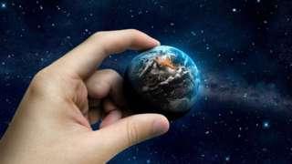 Земля не типична для космоса