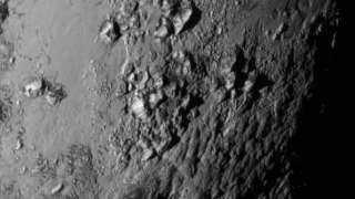 Опубликована первая официальная карта Плутона