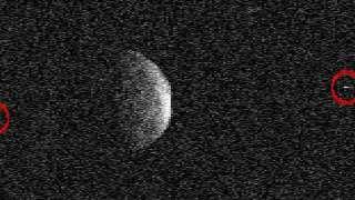Посетивший нас астероид «Флоренция» настолько большой, что имеет целых два спутника