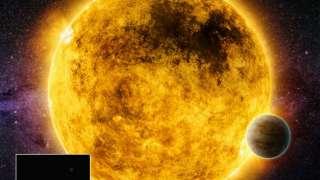 Старые солнцеподобные звезды благоприятны для зарождения жизни на их планетах