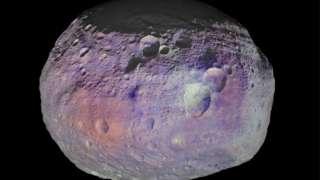 """NASA"" нашло воду на крупнейшем астероиде Весте благодаря антенне связи"