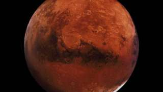 На дне озера на Марсе нашли обломки НЛО