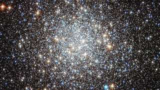 """Радиоизлучение погибших светил позволило заглянуть внутрь """"звёздного шара"""""""