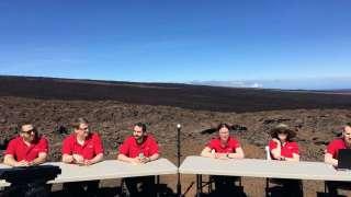 В США завершился эксперимент по имитации жизни на Марсе