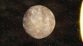 Учёные обнаружили на Меркурии запасы льда