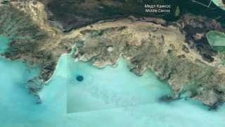 Исследователи нашли подводную базу инопланетян на Кубе