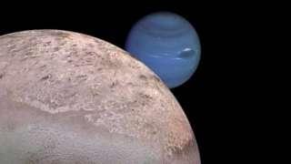 Учёные понаблюдают за тенью крупнейшего спутника Нептуна на поверхности Земли
