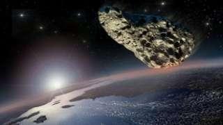 Мимо Земли пронёсся огромный астероид размером с автобус