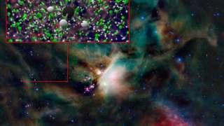 Газ из холодильника найден у далекой звезды