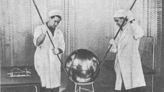 Как советский спутник повлиял на головы всех землян