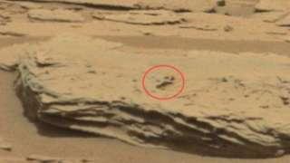 Уфологи обнаружили на Марсе древнюю чашу