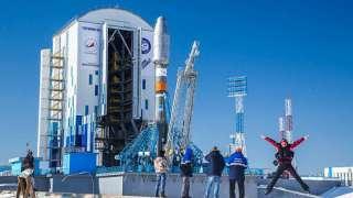 «Метеор-М» прибыл на космодром «Восточный»