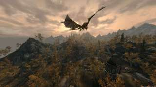 В США сняли на видео настоящего дракона
