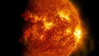 """На Солнце произошло одно из самых мощных """"солнцетрясений"""""""
