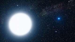Специалисты отыскали одну из ярчайших звезд на небосводе