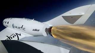 """SpaceShipTwo"" отправится в космос через 3 месяца"