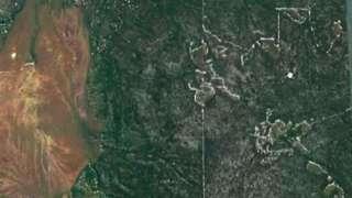 Специалисты объяснили появление «геоглифов» возле перевала Дятлова