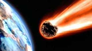 Два метеорита упадут на границе России и Казахстана