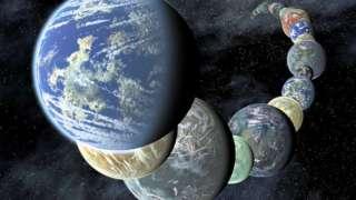 Поглотитель планет. Звезда уничтожила 15 планет размером с Землю