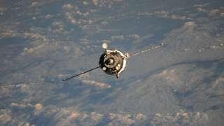 НЛО над Дубаем оказалось погибающей российской ракетой-носителем