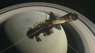"""Ученые """"NASA"""" раскрыли главную тайну существования колец Сатурна"""