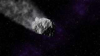 Троянские астероиды Марса образовались под воздействием солнечного света