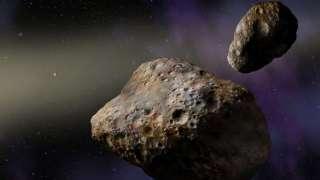 Учёные обнаружили двойной астероид со свойствами кометы