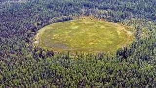 Тунгусский метеорит: Тайну небесного гостя раскрыли еще полвека назад