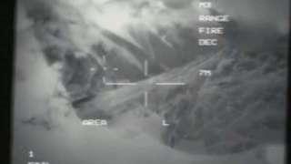 Видео: битва военного дрона с НЛО