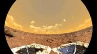 Исследования позволили предположить, что на Марсе могла быть жизнь
