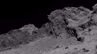 Лёд с кометы Чурюмова — Герасименко старше Солнечной системы